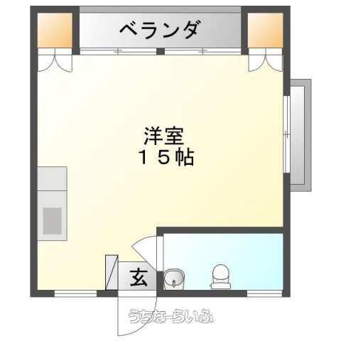 下泉アパート 606号