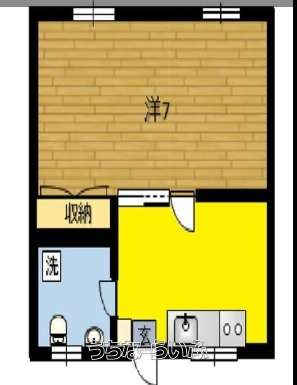 阿部アパート 301号