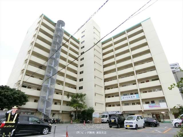 ユアサハイム浦添マンションA棟 504号
