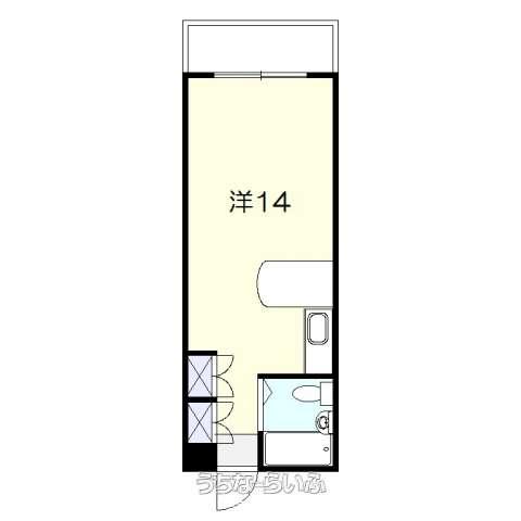 富川マンション 609号