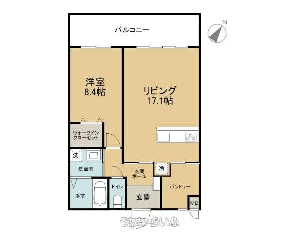 伊佐アパート 302号