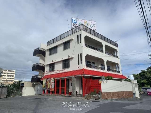 平良アパート B 2F号