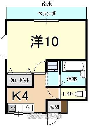 ソラーレ豊崎 601号