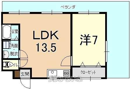 ソラーレ豊崎 602号