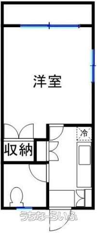 ドミール喜屋武 3-A号