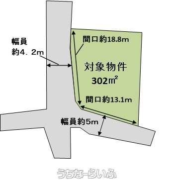 八重瀬町字新城1460万