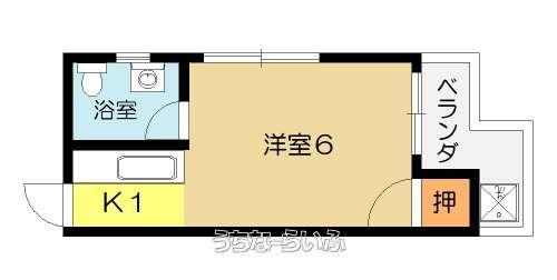 桜坂ハイツ 501号
