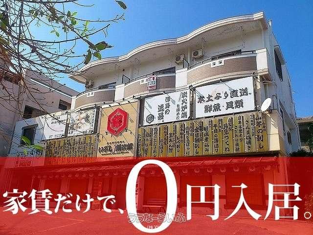 ドリームハウス泉川 303号