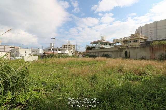 中城村南上原土地