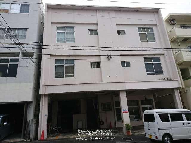 みつわアパート 3-A号